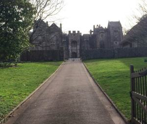 Visit Compton Castle during your Brownscombe Luxury UK Glamping holiday