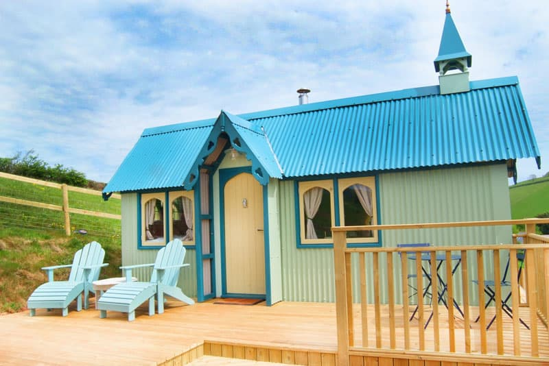 The Tabernacle at Brownscombe Luxury Glamping in the South Hams