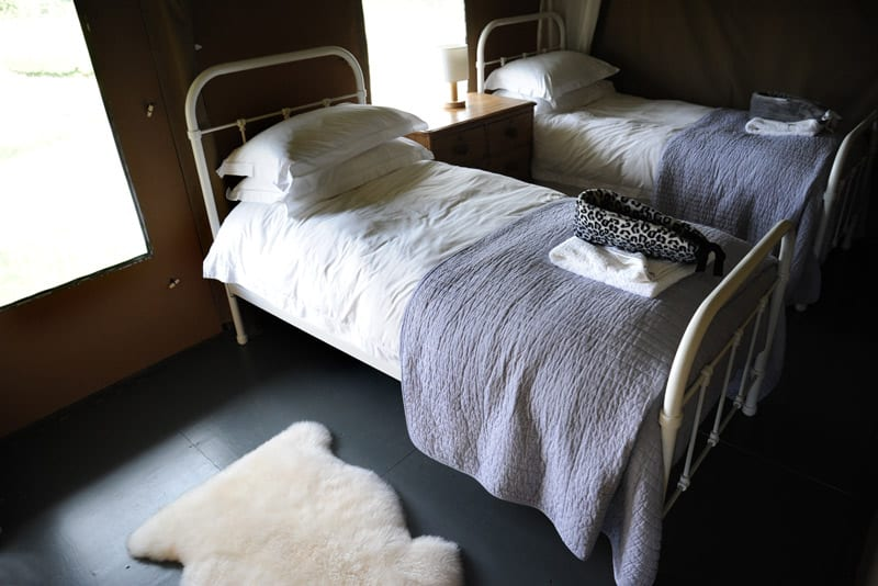 Super comfy beds with Toppers and deep mattress and best quality linen