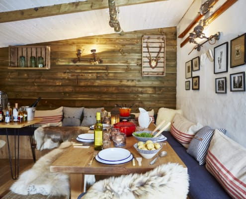 Brownscombe lodge for private dining