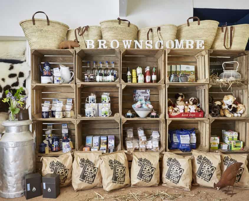 Brownscombe larder shop